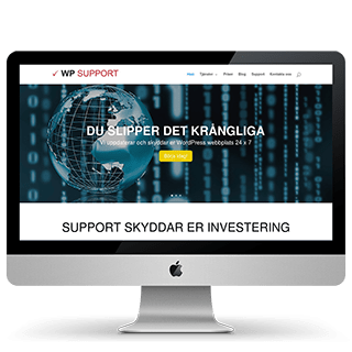 Projekt WP Support